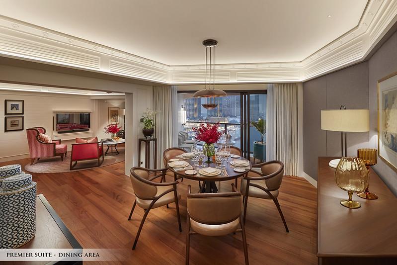 Premier suite - Dining Area