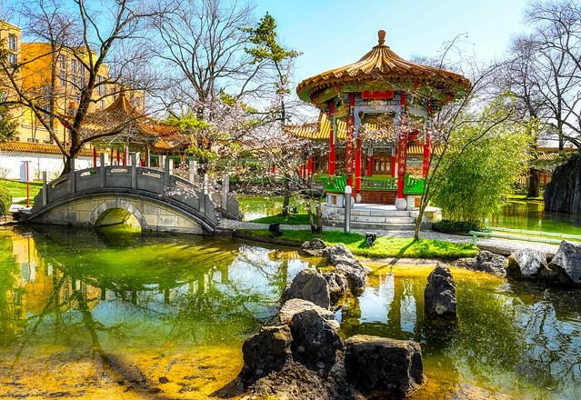 China Garden, Zurich