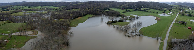Flood, Booger Swamp, Putnam County, Tennessee