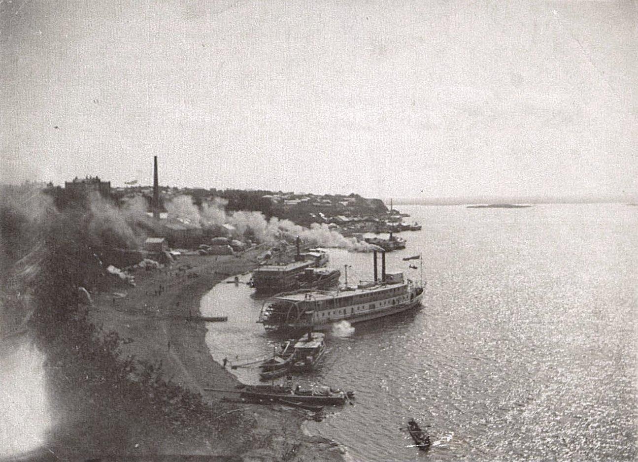 06. Пристань. 1911