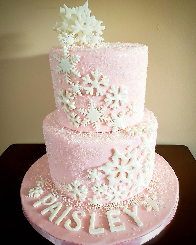 Cake by Amy's Sweet Delicacies