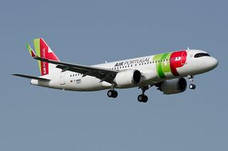 F-WWBD / CS-TVJ - Airbus A320-251 NEO - TAP-Air Portugal - msn 10471