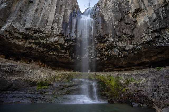 The waterfall of creation(Explored)