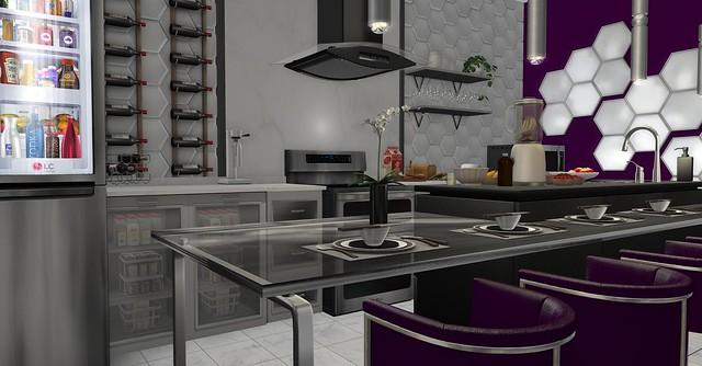 SUPANOVA: Kitchen