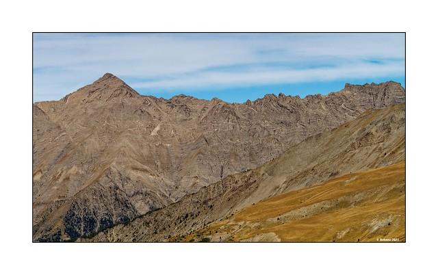 Route de la Bonette  ...  2200 m