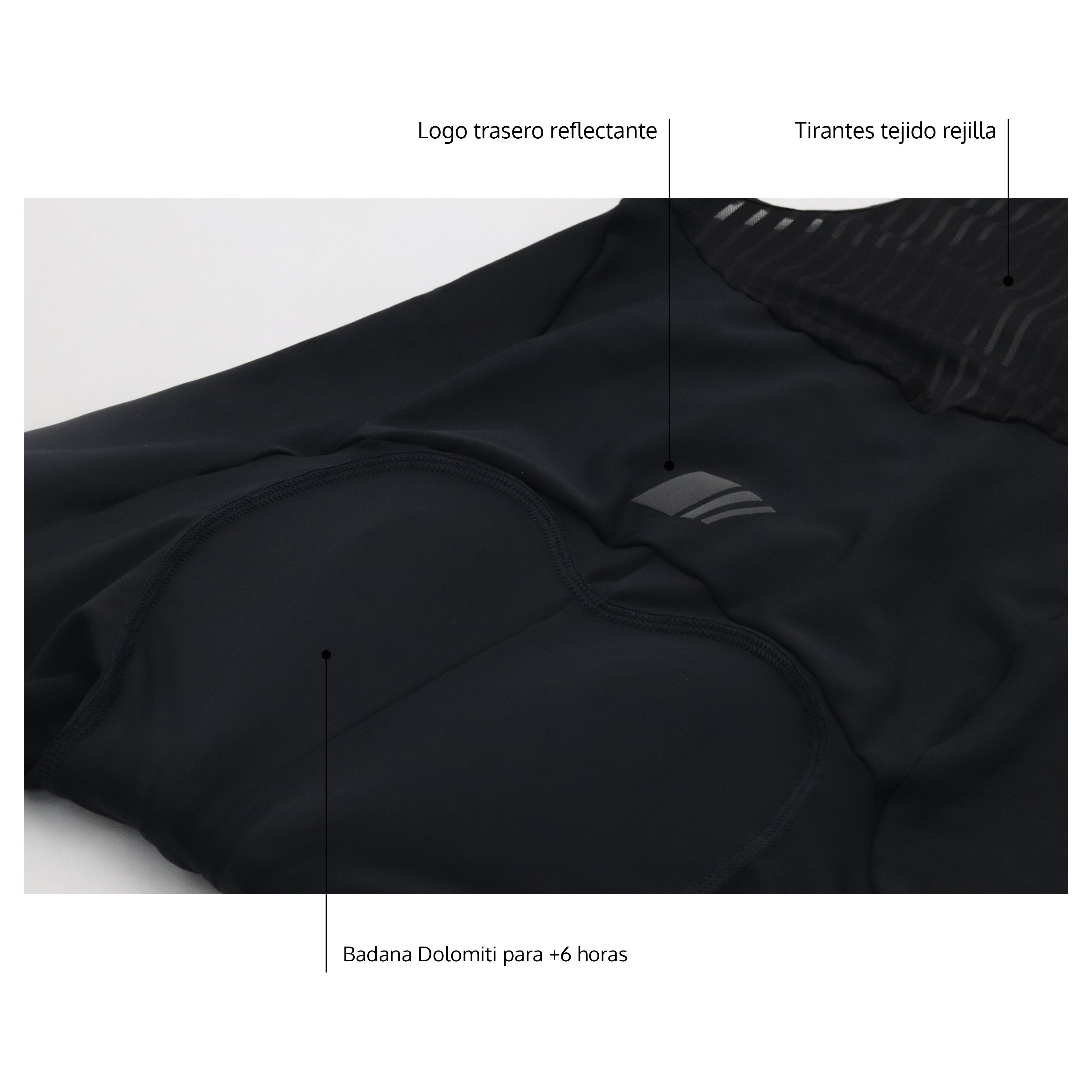 Detalle culotte pro skin negro