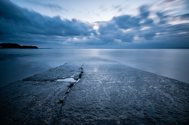 Blue Hour from the Slipway-LE