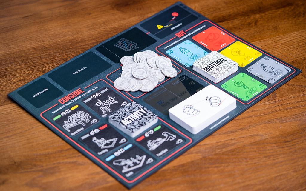LOOP: Life of ordinary people boardgame juego de mesa