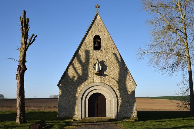 Chapelle de la Nativité-de-la-Vierge de Canlers