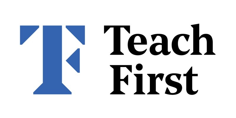The logo of Teach First