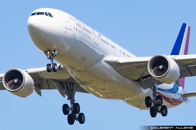 Armée de l'Air (French Air Force) Airbus A330-223 cn 240 F-RARF