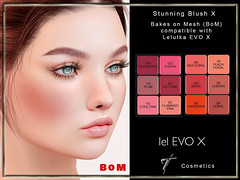Tville - Stunning Blush for Lel EVO X