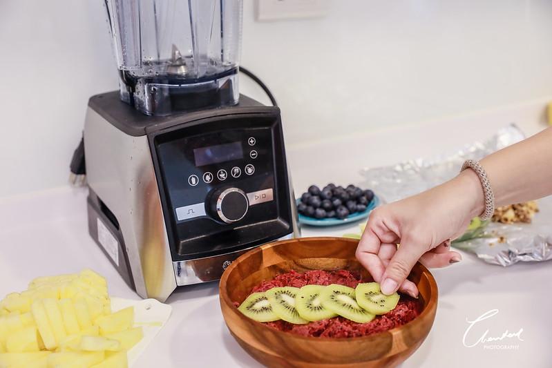 10-旅攝日嚐-巴西莓果碗-Vitamix超跑級調理機-A3500i-大侑-果汁機-攪拌機-綠拿鐵-瘦身-減肥-水果-媽咪-健身-健康-陳月卿-名人推薦-隋棠-名模-歐美