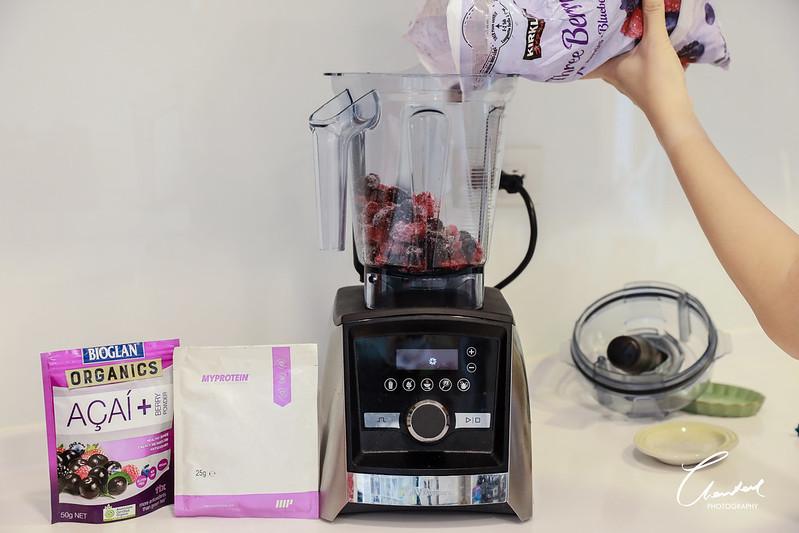 4-旅攝日嚐-巴西莓果碗-Vitamix超跑級調理機-A3500i-大侑-果汁機-攪拌機-綠拿鐵-瘦身-減肥-水果-媽咪-健身-健康-陳月卿-名人推薦-隋棠-名模-歐美