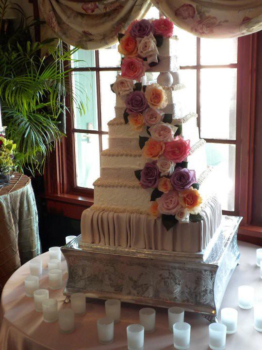 Cake by Lake George Baking Company