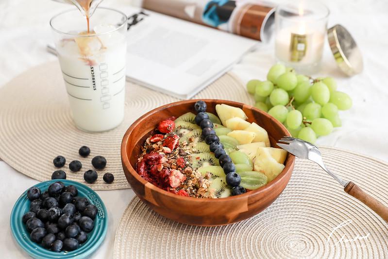 12-旅攝日嚐-巴西莓果碗-Vitamix超跑級調理機-A3500i-大侑-果汁機-攪拌機-綠拿鐵-瘦身-減肥-水果-媽咪-健身-健康-陳月卿-名人推薦-隋棠-名模-歐美