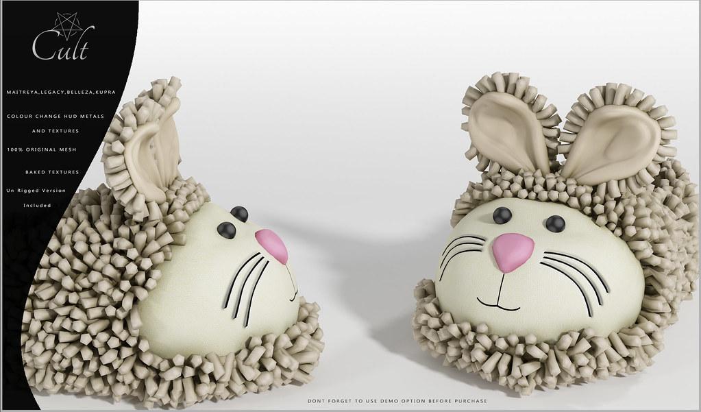 Rabbit Shoe AD