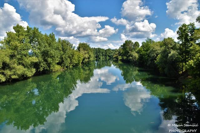 The beauty of Kupa river... - Zorkovac, Croatia
