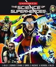The Science of Superheroes - book cover