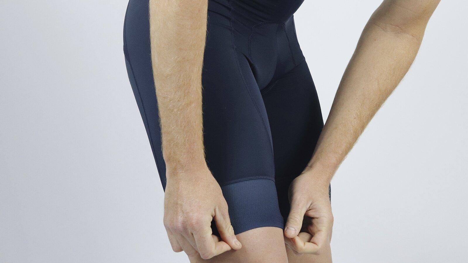 Men's Endurance Nautical Bib Short
