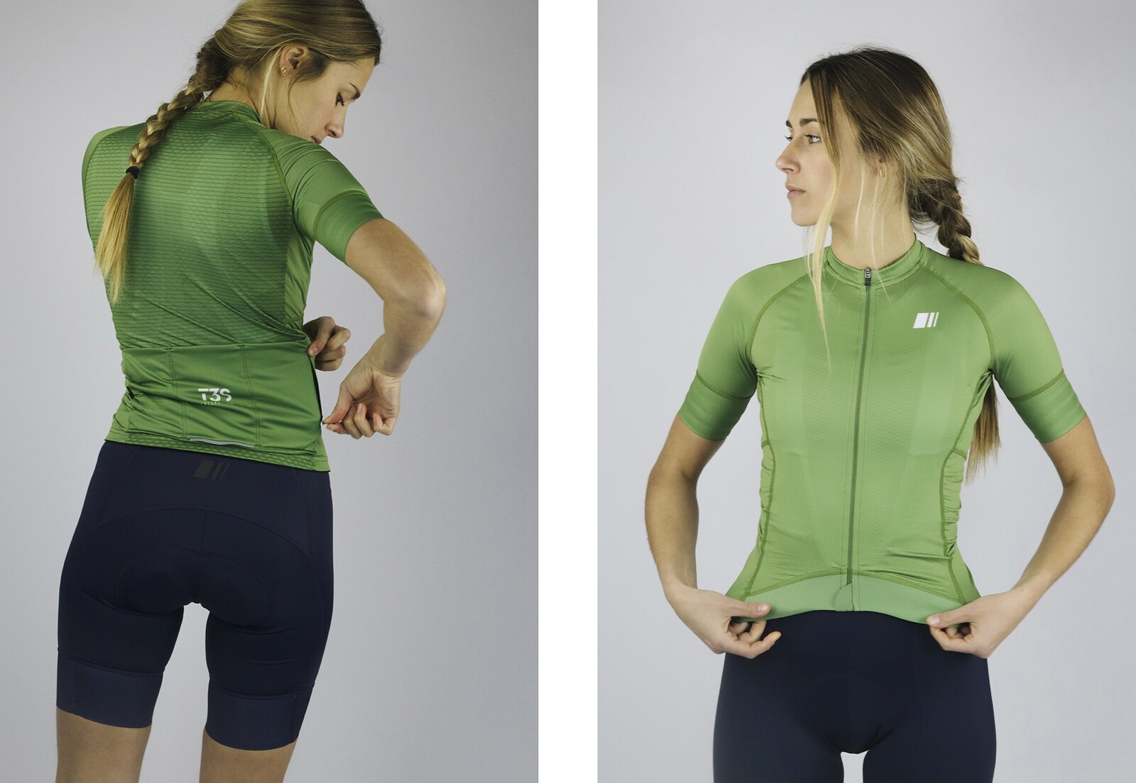 Maillot Pro Team Moss Mujer