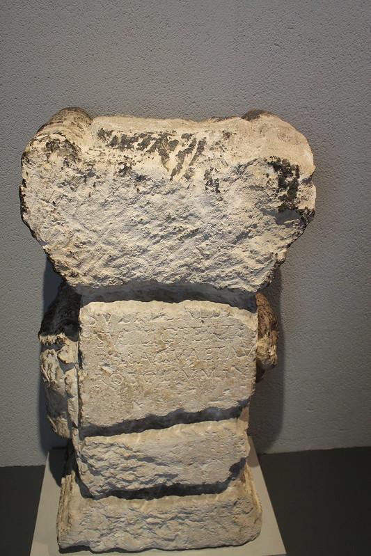 Taurobolium Altar of Sulpicia Alba