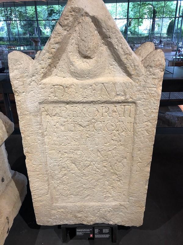 Funerary Monument Ulpius Exoratus