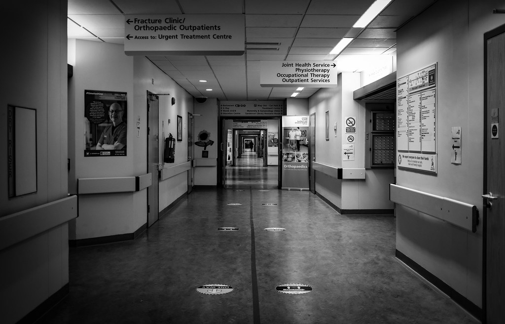 Hospital line