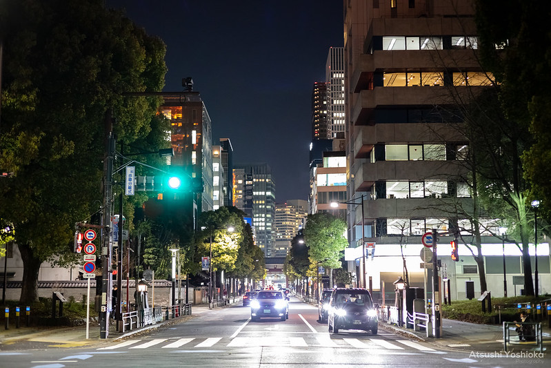 Canon RF50mm F1.8 STM Shooting in Tokyo