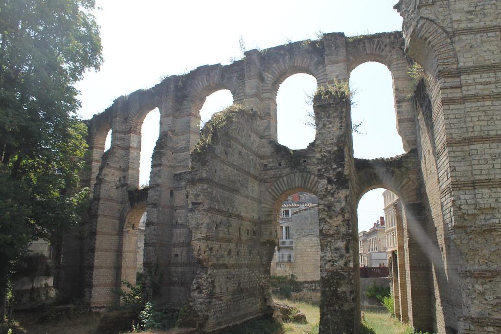 Remains of the Roman Amphitheatre