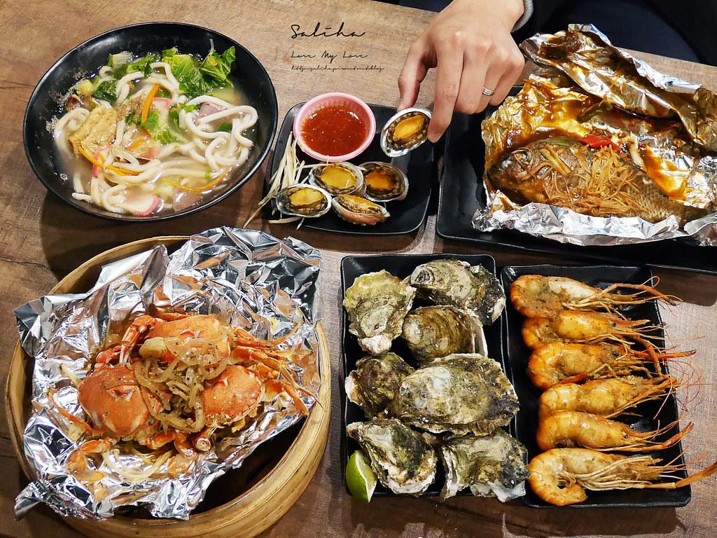 新北淡水老街美食小吃餐廳推薦魚見浜燒平價海鮮餐廳海鮮熱炒 (11)