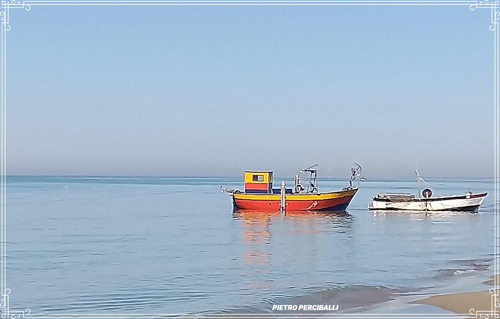 Barche dei pescatori