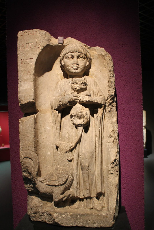 Funerary Monument of a Little Girl