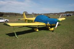 G-DAGJ Zenair CH.601 ( PFA 162B-14317 )Popham 120415