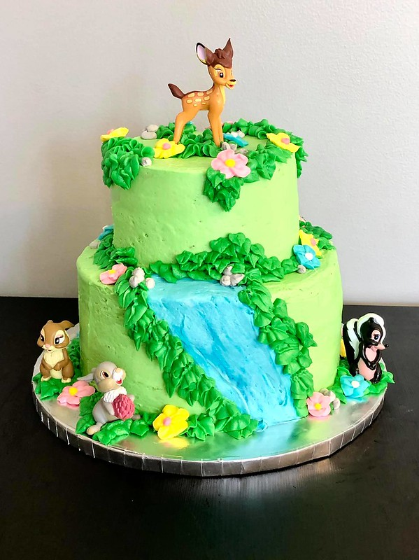 Cake by Cole's Cakes