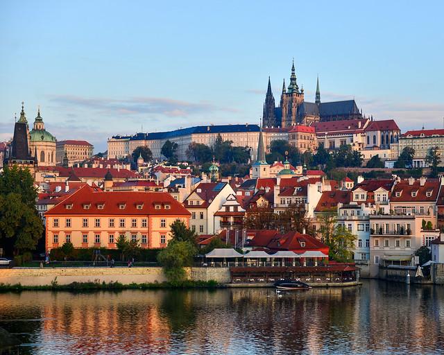 Catedral de San Vito y Castillo de Praga