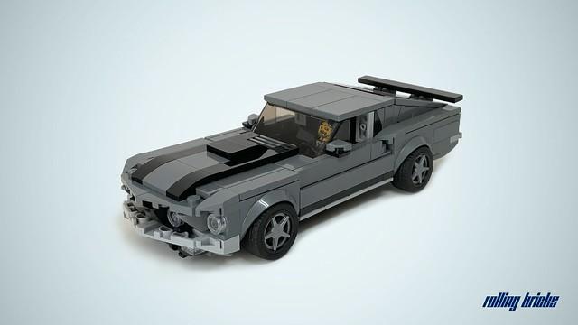 John Wick Ford Mustang