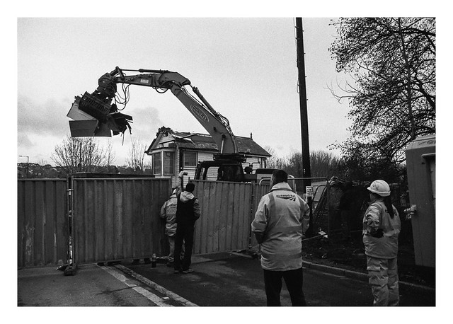 The last days of Beighton Station-8