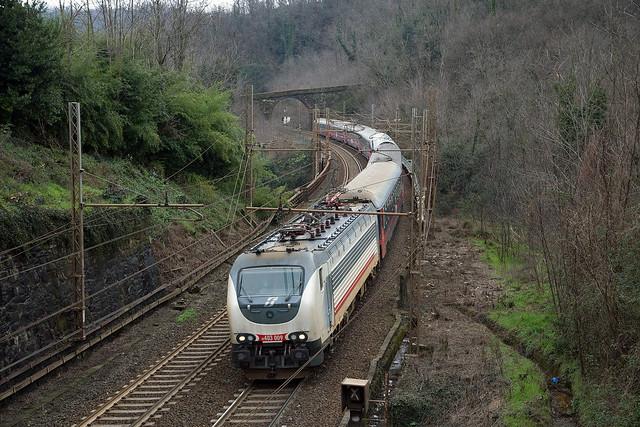 E403 009 di Trenitalia