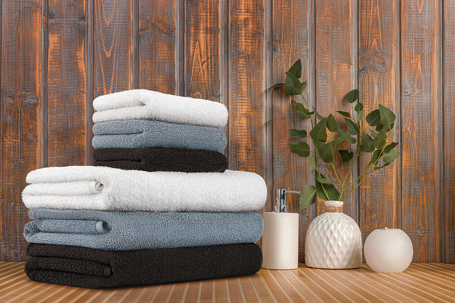 Stack of Soji Towels