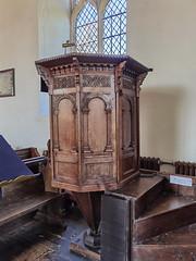 pulpit (17th Century)