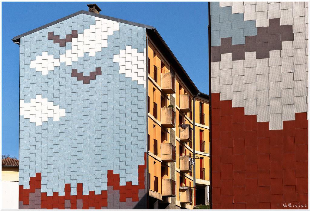 pignon d'immeuble_