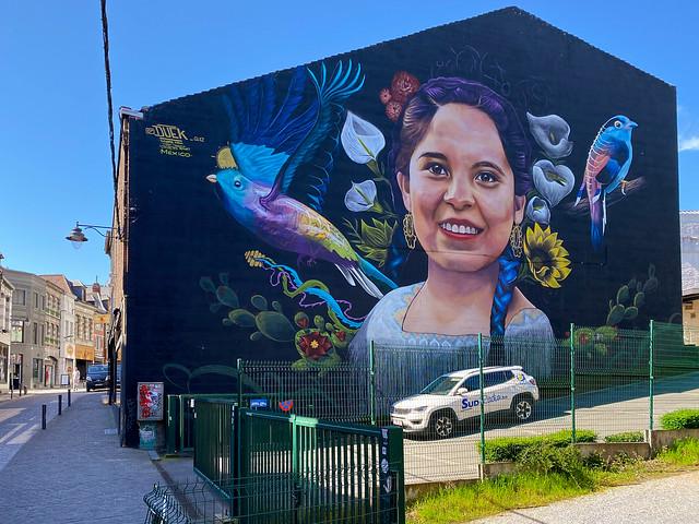 Eldorado mural