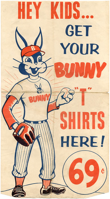 Hey Kids! Get Your Bunny