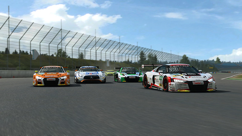 RaceRoom GT3 BoP Update deployed