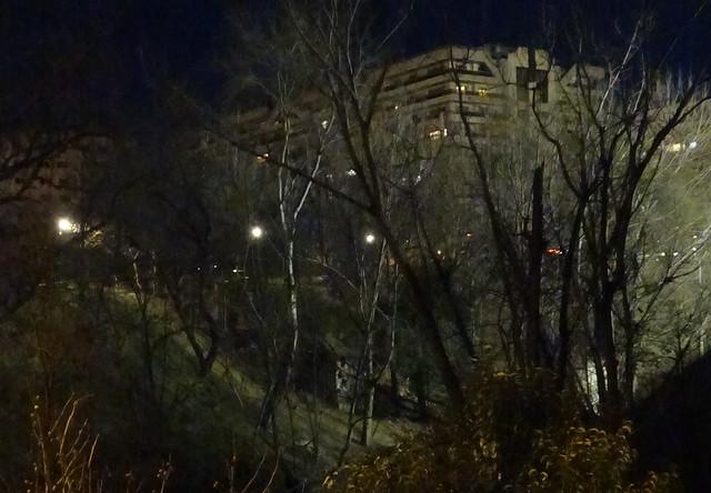 Barrio la nuit
