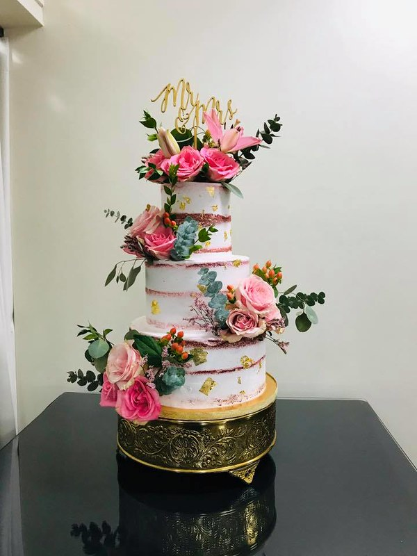 Cake from Sweet Cakes By Rubén