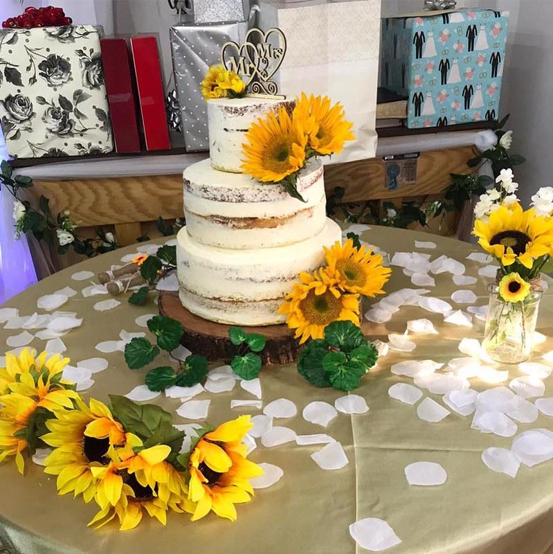 Cake by Pasteles Garcia