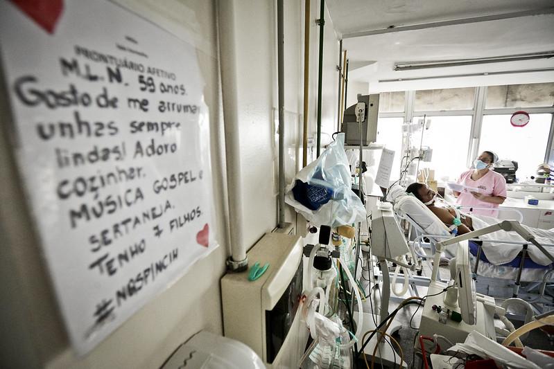 Hospital do Guará humaniza atendimento com prontuário afetivo