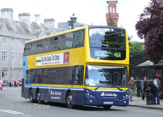 Dublin Bus VT7 (05D70007).